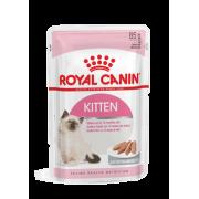 "Влажный корм ""Royal Canin Kitten instinctive"" для котят от 4 до 12 месяцев (паштет)"