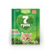 """Альпийские луга травка """"7 трав"""" для кошек (пакет)"""