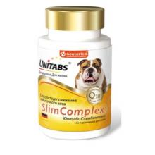 Unitabs витамины SlimComplex с Q10 для собак