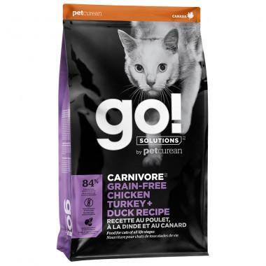 """""""G.O natural holistic"""" для котят и кошек - 4 вида мяса"""