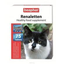 Beaphar Renaletten Витамины для котов с почечными проблемами, 75 табл. (арт. 10660).