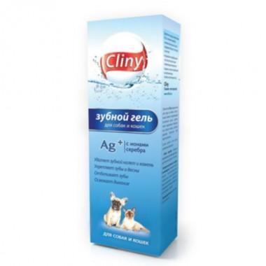 Гель зубной для животных CLINY K104 75 мл
