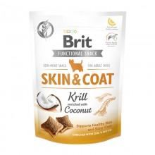Brit Care Dog Functional Snack Skin & Coat