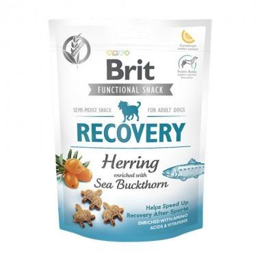 Brit Care Dog Functional Snack Recovery с селедкой (Восстановление) 150 g, 111426