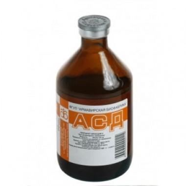 АСД-2 Антисептик-стимулятор Дорогова, фракция, 100 мл