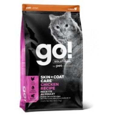 """""""G.O natural holistic"""" для котят и кошек с цельной курицей, фруктами и овощами 1 кг. весовка"""
