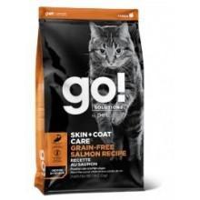 GO Беззерновой корм для Котят и Кошек с Лососем