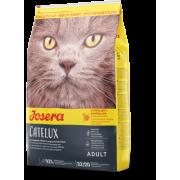 """Josera """"Catelux"""" корм для длинношерстных кошек (вывод шерсти)"""