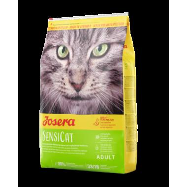 """""""SensiСat"""" корм для кошек с чувствительным пищеварением 1 кг. весовка"""