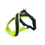 Шлейка нейлон Х-образная с мягкой подкладкой КАСКАД 01215016