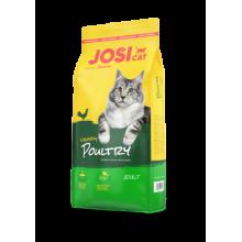 """""""JosiCat Poultry Crunchy"""" полнорационный корм для кошек (Птица)"""