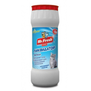 Mr. Fresh Expert Ликвидатор запаха 2в1, 500 г (порошок)