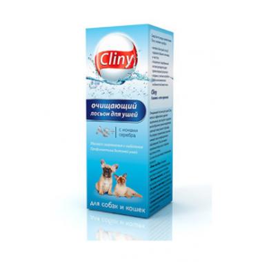 Cliny Лосьон очищающий для ушей, 50 мл