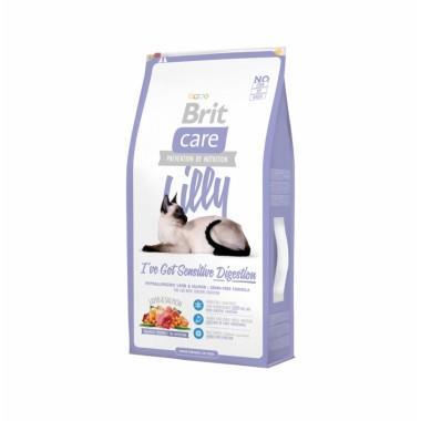 Суперпремиальный гипоаллергенный беззерновой корм с ягнятиной и лососем для кошек с чувствительным пищеварением