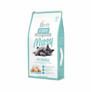 Суперпремиальный гипоаллергенный корм с курицей для кастрированных котов и стерилизованных кошек
