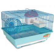 Triol Клетка 3304 для мелких животных, эмаль, 345*280*240мм