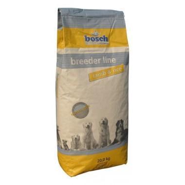 Bosch Breeder Lamb & Rice корм для собак с ягненком 1 кг.