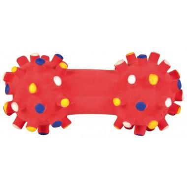 """Игрушка из латекса """"TRIXIE"""" для собаки """"Гантель"""", 10 см 35611"""
