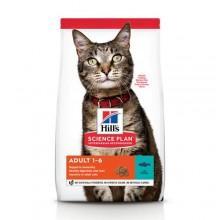 Hill's Science Plan Optimal Care для взрослых кошек (Тунец)