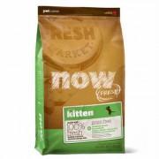 NOW Беззерновой корм для котят с Индейкой, Уткой и Овощами