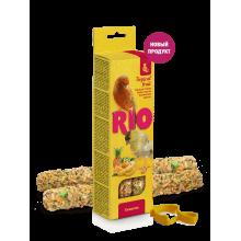 RIO Палочки для канареек с тропическими фруктами