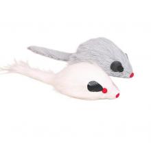 """Игрушка для кошек TRIXIE """"Мышь набор 48 шт"""" 1 шт. 4116"""