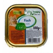 My Happy Pets паштет для кошек (Лосось)