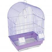 Клетка для птиц, эмаль, 345*280*500мм