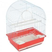 1000 Клетка для птиц, эмаль, 300*230*390мм