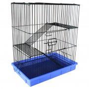 Клетка для мелких животных, эмаль, 555*370*640мм