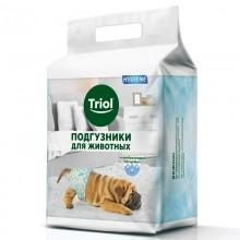 Подгузник для собак XS, вес собаки 2-4кг (уп. 22 шт.)