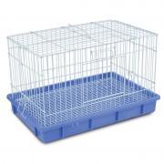 Клетка для мелких животных, эмаль, 560*340*370мм