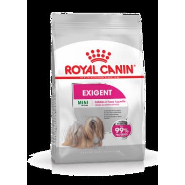 Royal Canin Mini Exigent корм для собак мелких пород, привередливых в питании 1 кг. пачка