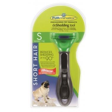Фурминатор FURminator Short Hair Small Dog S, для собак мелких короткошерстных пород 5-9 кг.