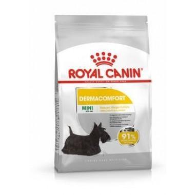 Royal Canin Mini Dermacomfort для собак малых пород с раздраженной и зудящей кожей 1 кг. пачка