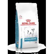 Royal Canin Hypoallergenic Small Dog диета для собак с пищевой аллергией