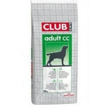 Royal Canin Club CC корм для собак старше 12 месяцев с нормальной активностью 20 кг