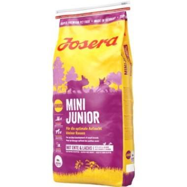 MiniJunior (Junior/Adult Mini 29/18) для щенков и взрослых собак мелких пород 1 кг. весовка
