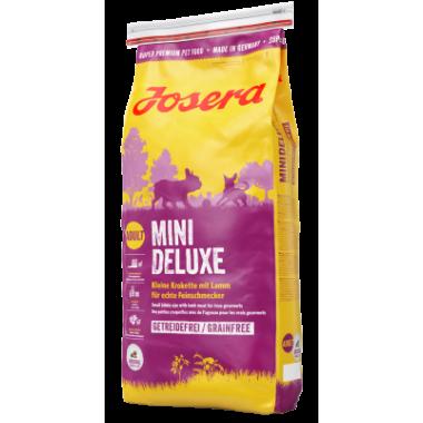 """""""Josera Mini Deluxe"""" для взрослых активных собак миниатюрных пород 1 кг. весовка"""