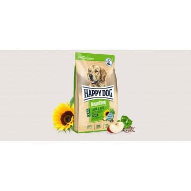 Happy Dog NaturCroq Lamm&Reis корм для собак (Ягненок и рис) 1 кг. весовка