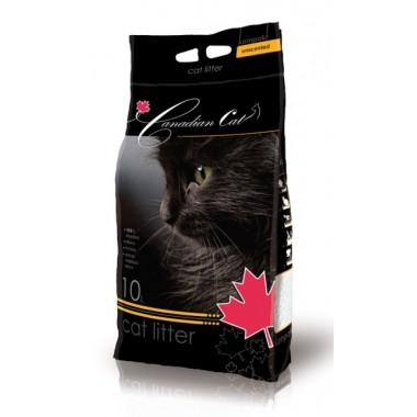 Наполнитель для туалета Canadian Cat С запахом лаванды, 10л