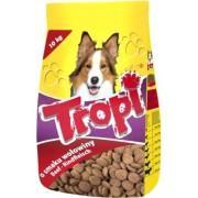 Tropi сухой корм для собак с говядиной