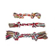 """Игрушка """"TRIXIE"""" для собаки """"DENTAfun"""" в виде веревки с двумя узлами 3272"""