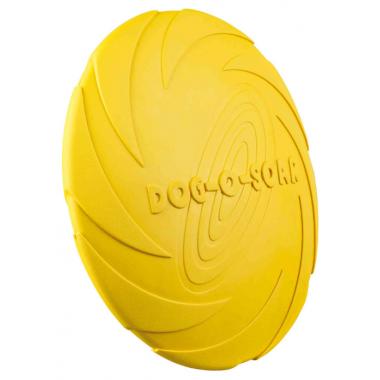 Игрушка д/собак Диск каучук 22см 33502
