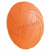 Игрушка д/собак Диск каучук 24см 33503