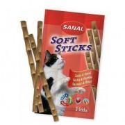 Палочки Sanal Форель и треска, 3 шт (Арт. 3830SC)