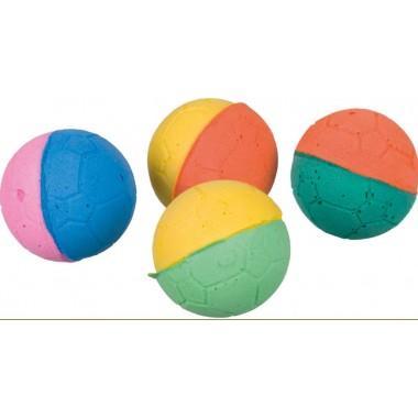 "Набор игрушек ""TRIXIE"" в виде мягких мячиков 1шт."