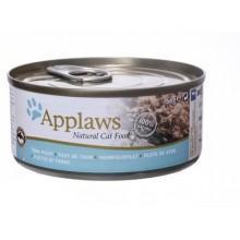 Applaws консервы для кошек с филе тунца, Cat Tuna Fillet