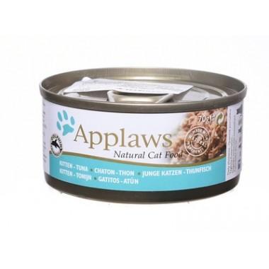 Applaws консервы для котят, с тунцом, Kitten Tuna