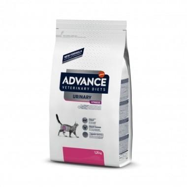 Advance VetDiet STRESS Сухой корм для кошек при мочекаменной болезни и стрессе, 7,5 кг